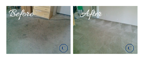Before and After - Cleaning Services Vista CA